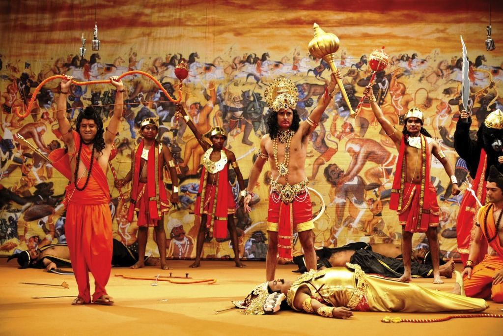 Best Places to See Ramlila in Delhi-NCR - Tusk Travel