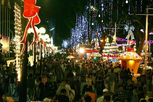 Christmas Festival In India.Best Places To Visit Christmas Celebration In India Tusk