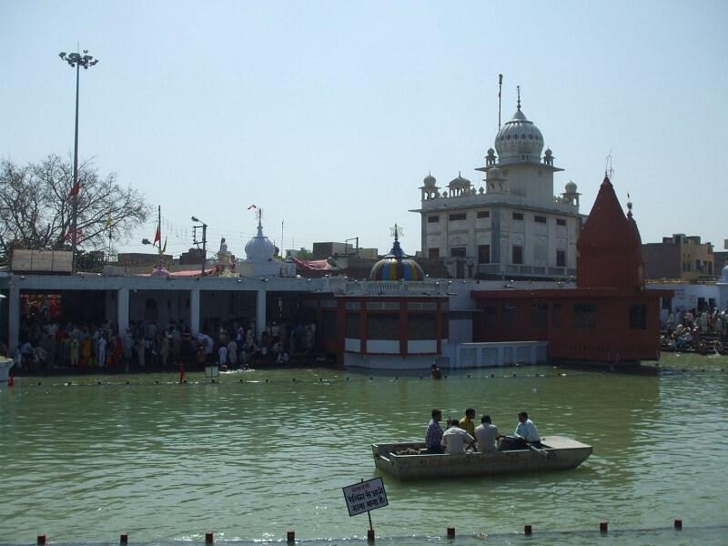 Kartikeya Temple Kurukshetra Haryana
