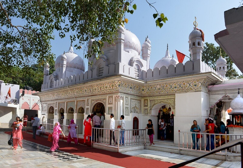 List of Religious Places and Temples in Haryana