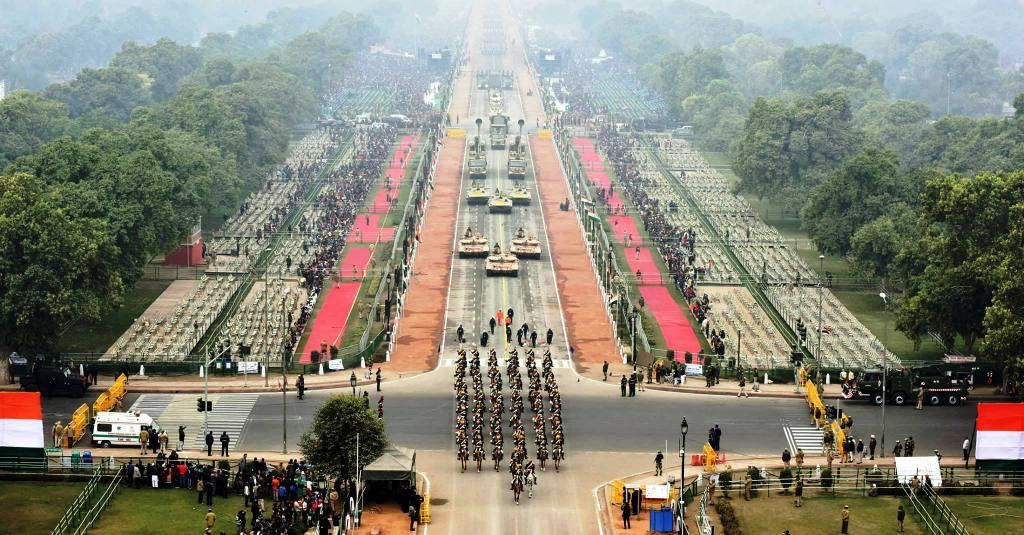 Republic Day Celebrations in India 2020 – All About Republic Day in India -  Tusk Travel