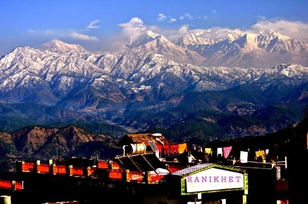 Best Places to Visit in Ranikhet - Tusk Travel