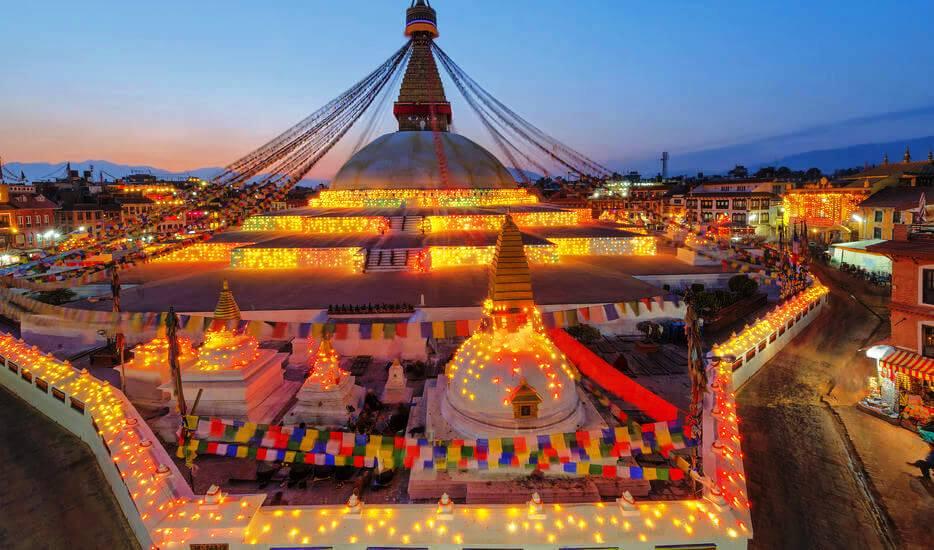 Nepal Sightseeing Image by TuskTravel