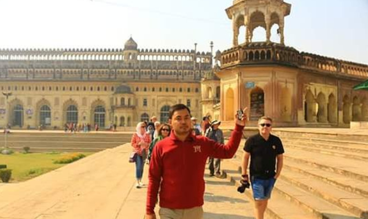 Lucknow 01 Day Tour itinerary